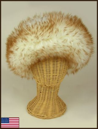 Aspen Sheepskin Hat Long Wool: click to enlarge