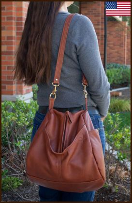 Large Victoria Drop Bag: click to enlarge