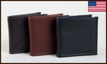All American Large Wallet: click to enlarge