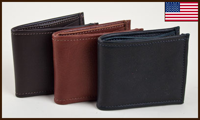 All American Small Wallet: click to enlarge