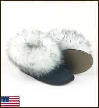 All American Sierra Princess Slipper, Traction Sole