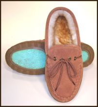 Cloud Sheepskin Moccasin, Men's