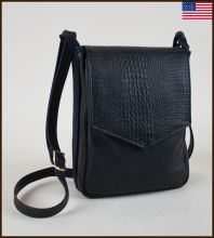 Single-Flap Large Organizer Purse