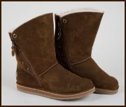 Brown Trixie Boots