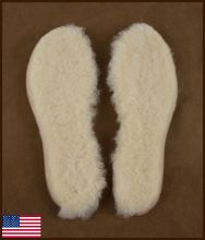 All American Replacement Innersoles, Men's Sizes